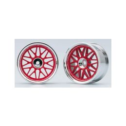 10-paprskové disky (Červená) - 1