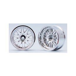 10-paprskové disky (Chromová), Offset 12mm - 1