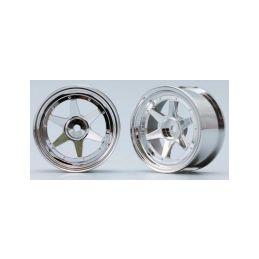 6-paprskové disky - 1