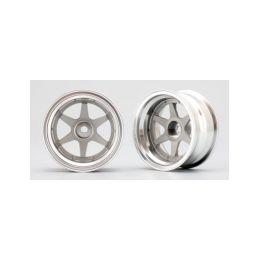 6-paprskové disky, Offset 12mm - 1
