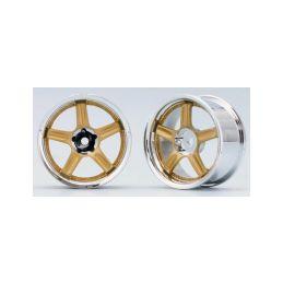 RAYS VOLK RACING GT-C (Zlatá) - 1