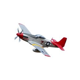 Giant P-51D Mustang EPP 1700mm ARF RED TAIL - 1