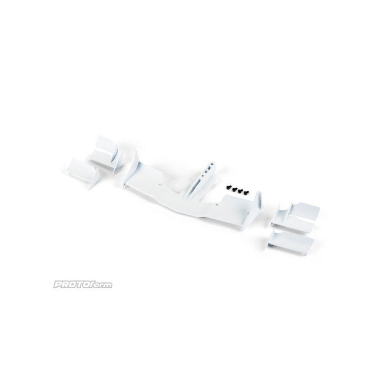 Přední křídlo pro F1 V2, bílé - 1