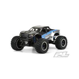Karoserie čirá, předříznutá, 2017 Ford Raptor pro TRAXXAS X-MAXX - 1