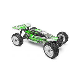 RTR Buggy SL RUNNER 4WD včetně NiMH aku (zelená) - 1