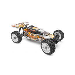 RTR Buggy SL RUNNER 4WD včetně NiMH aku (oranžová) - 1