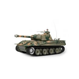 RC tank 1:16 GERMAN PANTHER kouř. a zvuk. efekty - 1