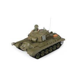 RC tank 1:16 M26 Pershing kouř. a zvuk. efekty - 1