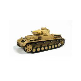 RC tank 1:16 Panzerkampfwagen IV Ausf. F-1 kouř. a zvuk. efekty - 1