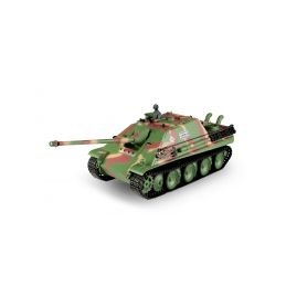 RC stíhač tanků 1:16 Jagdpanther kouř. a zvuk. efekty - 1