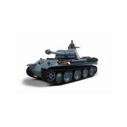 RC tank 1:16 German Panther Type G kouř. a zvuk. efekty - 1