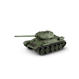RC tank 1:16 T-34/85 RC set 2.4GHz kouř. a zvuk. efekty - 1