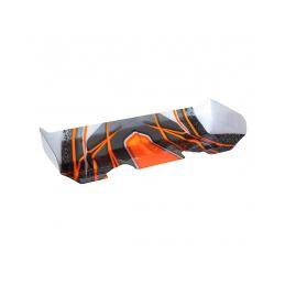 BX8SL RUNNER oranžové lexanové křídlo - 1