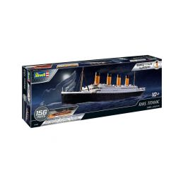 Revell EasyClick RMS Titanic (1:600) - 1