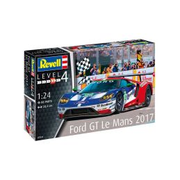 Revell Ford GT Le Mans 2017 (1:24) - 1