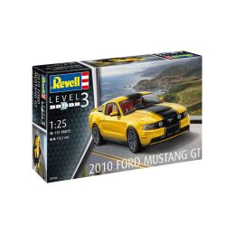 Revell Ford Mustang GT 2010 (1:25) - 1