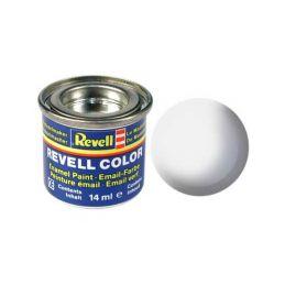 Revell emailová barva #5 bílá matná 14ml - 1