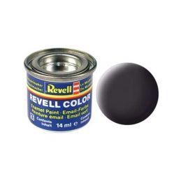 Revell emailová barva #6 dehtově černá matná 14ml - 1