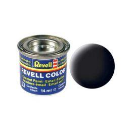 Revell emailová barva #8 černá matná 14ml - 1