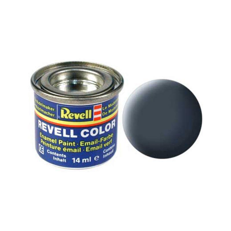 Revell emailová barva #9 antracitová šedá matná 14ml - 1