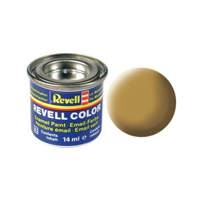 Revell emailová barva #16 pískově žlutá matná 14ml - 1