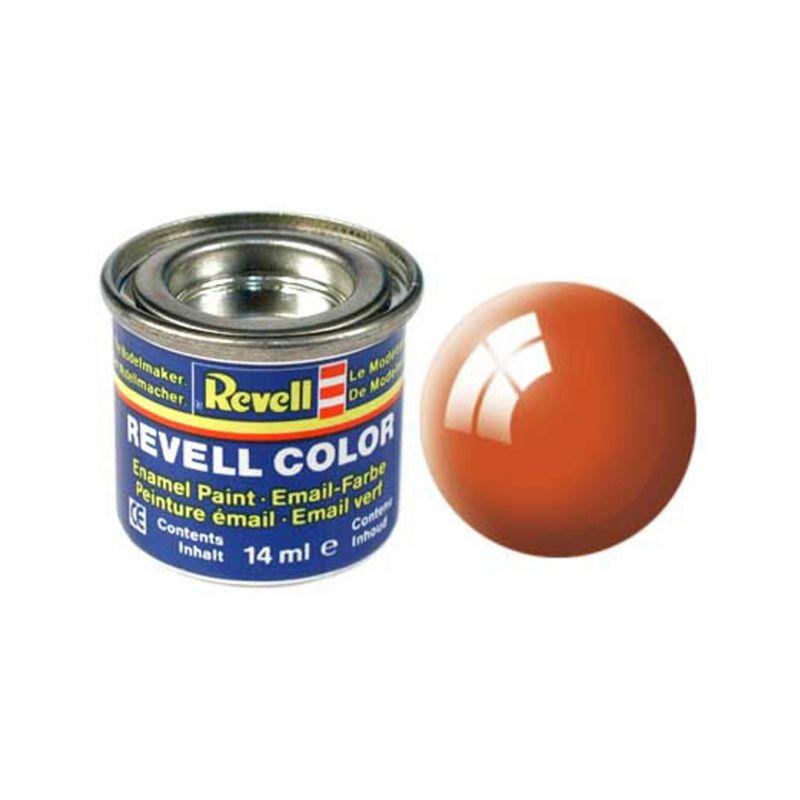 Revell emailová barva #30 oranžová lesklá 14ml - 1