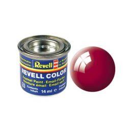 Revell emailová barva #34 Ferrari červená lesklá 14ml - 1
