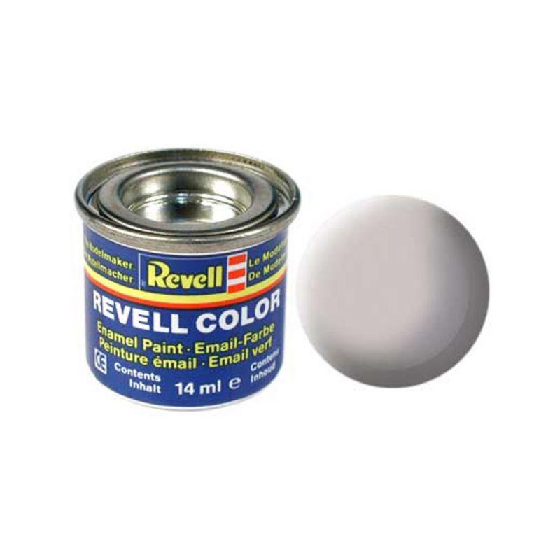 Revell emailová barva #43 šedá matná 14ml - 1