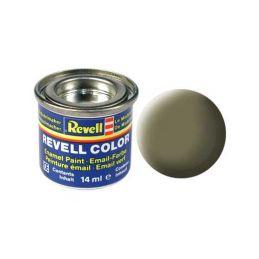 Revell emailová barva #45 světle olivová matná 14ml - 1