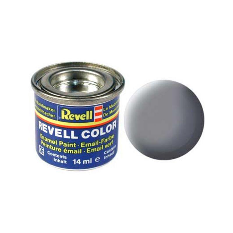 Revell emailová barva #47 myší šedá matná 14ml - 1
