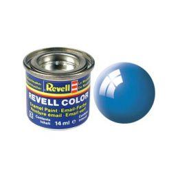 Revell emailová barva #50 světle modrá lesklá 14ml - 1