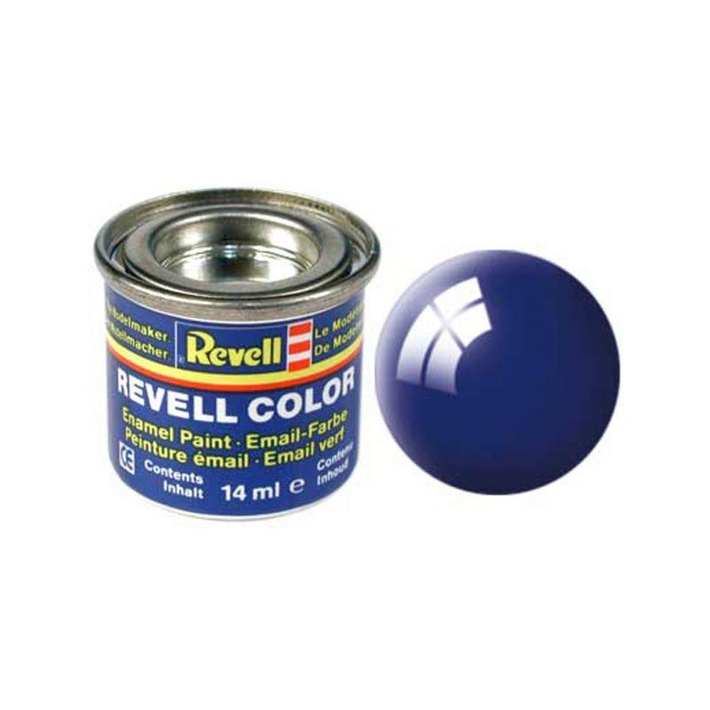 Revell emailová barva #51 marine modrá lesklá 14ml - 1