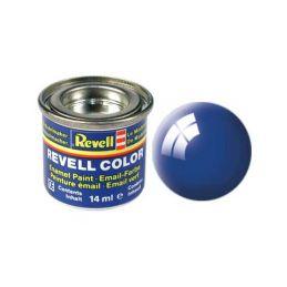 Revell emailová barva #52 modrá lesklá 14ml - 1