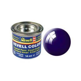 Revell emailová barva #54 noční modrá lesklá 14ml - 1