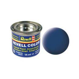 Revell emailová barva #56 modrá matná 14ml - 1
