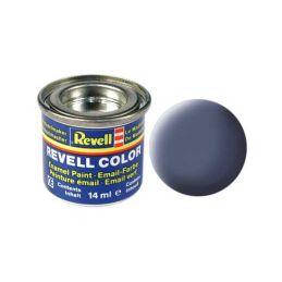 Revell emailová barva #57 šedá matná 14ml - 1