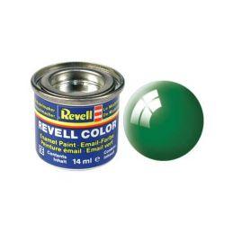 Revell emailová barva #61 smaragdově zelená lesklá 14ml - 1