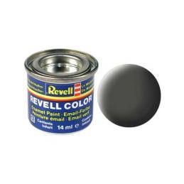 Revell emailová barva #65 bronzově zelená matná 14ml - 1