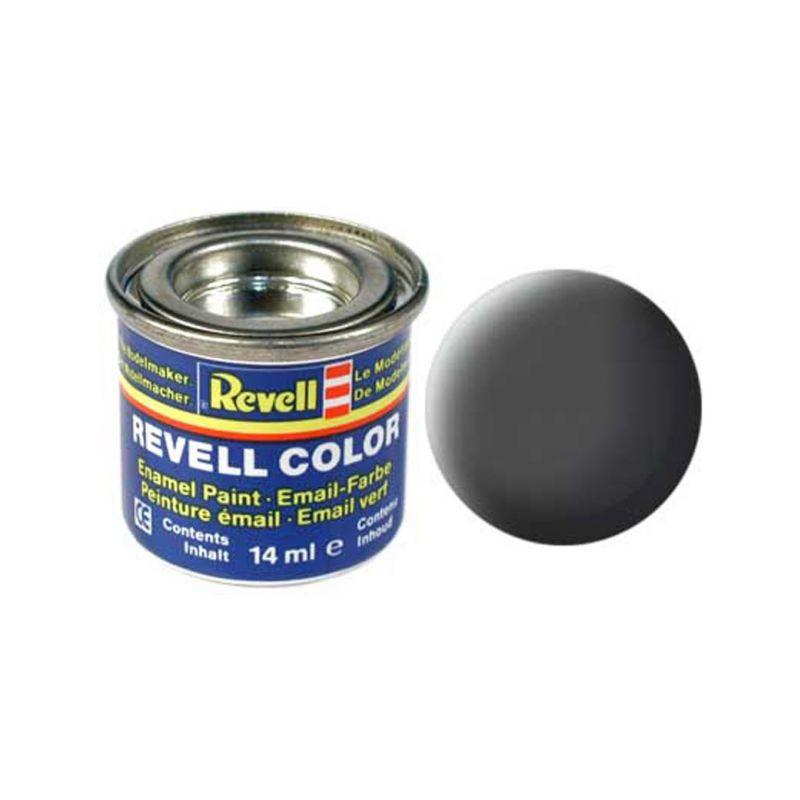 Revell emailová barva #66 olivově šedá matná 14ml - 1