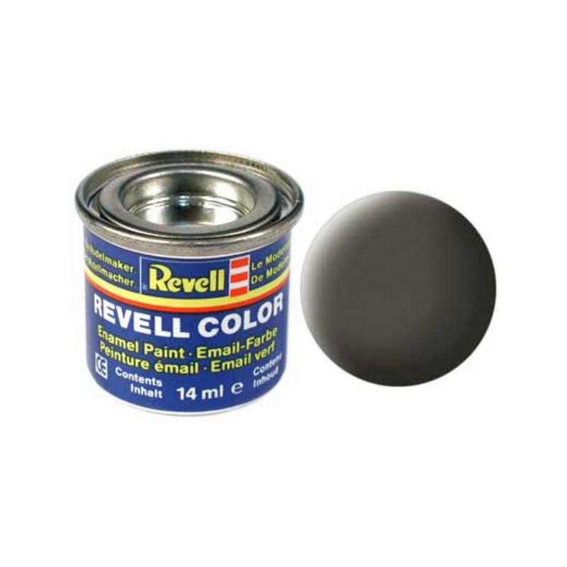 Revell emailová barva #67 zelenavě šedá matná 14ml - 1