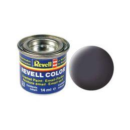 Revell emailová barva #74 lodní šedá matná 14ml - 1