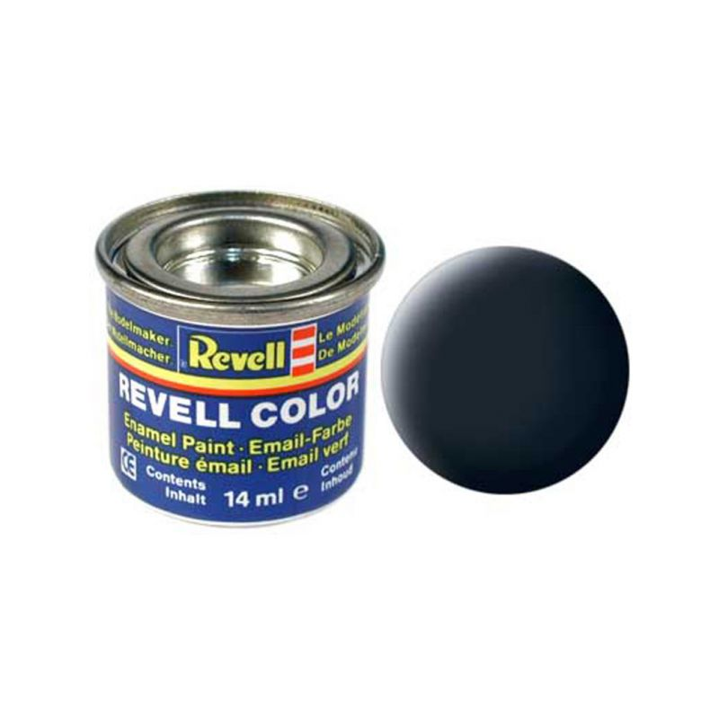 Revell emailová barva #78 tankově šedá matná 14ml - 1