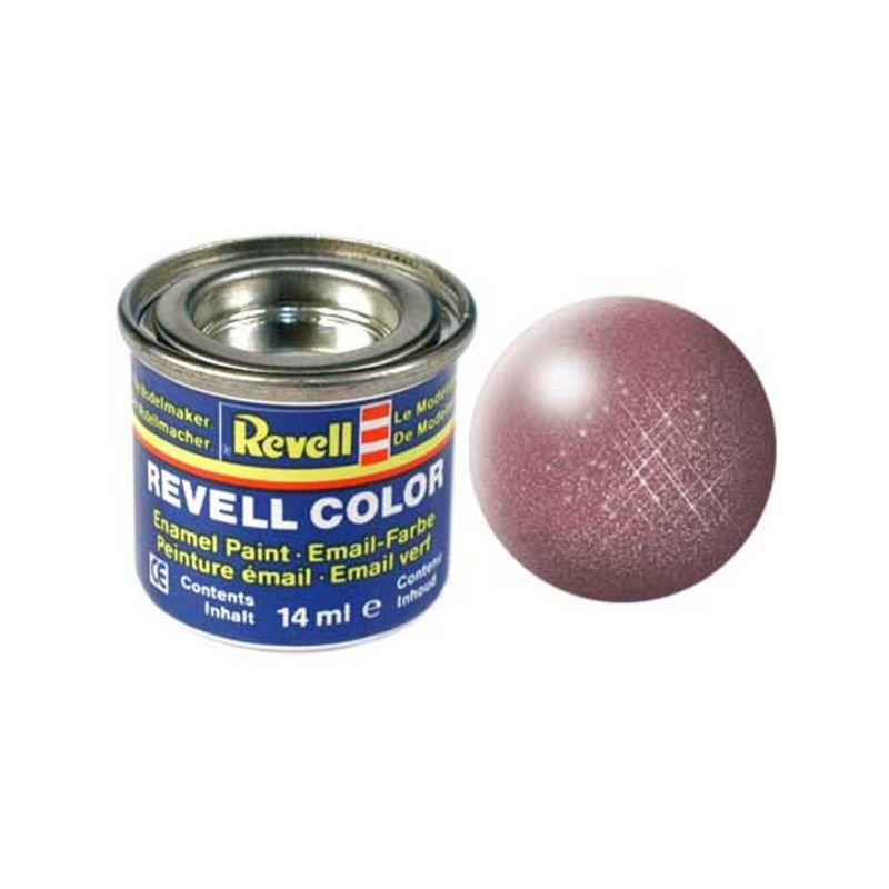 Revell emailová barva #93 měděná metalická 14ml - 1