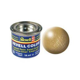 Revell emailová barva #94 zlatá metalická 14ml - 1