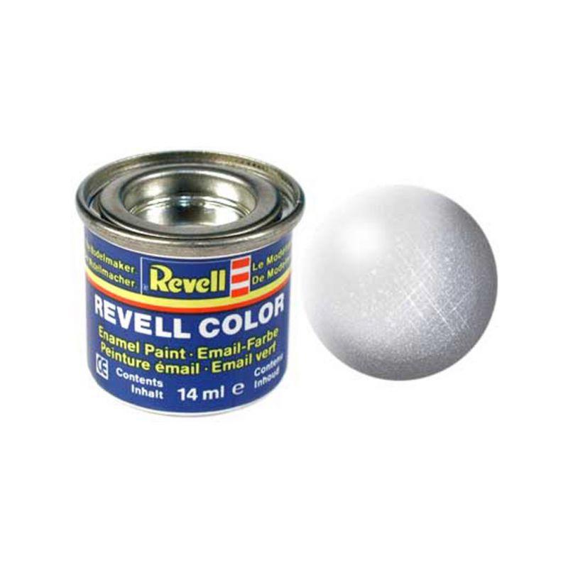 Revell emailová barva #99 hliníková metalická 14ml - 1