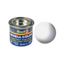 Revell emailová barva #301 bílá polomatná 14ml - 1