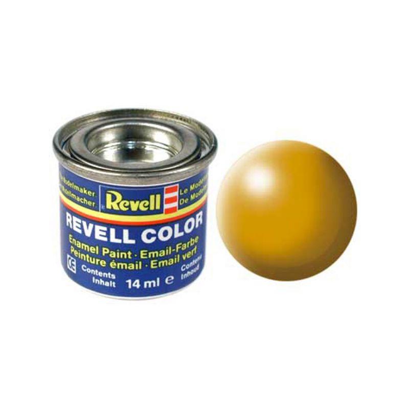 Revell emailová barva #310 žlutá polomatná 14ml - 1