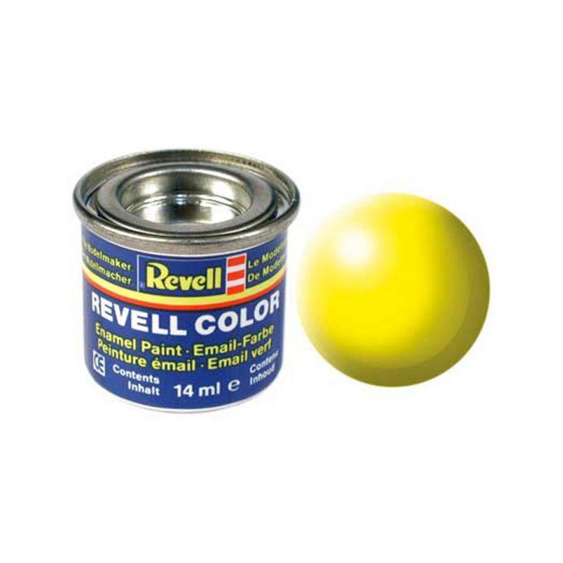 Revell emailová barva #312 světle žlutá polomatná 14ml - 1