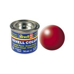 Revell emailová barva #330 ohnivě rudá polomatná 14ml - 1
