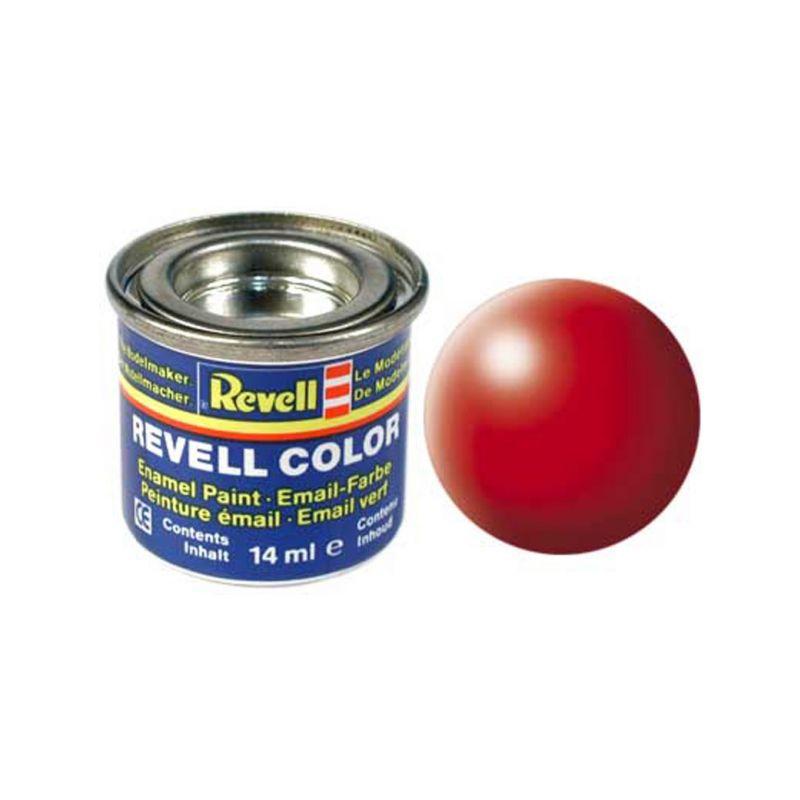 Revell emailová barva #332 světle červená polomatná 14ml - 1
